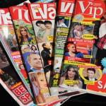 Comunicazione su tutta la stampa (Visto, Novella 2000, Vip, Eva 3000, Top, Vero...)
